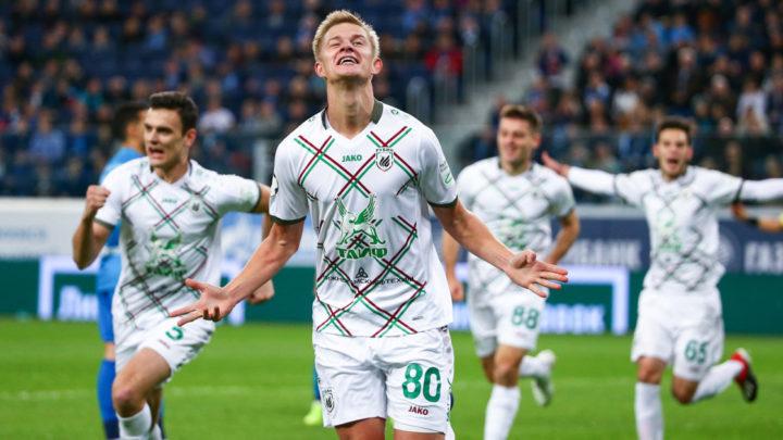 «Рубин» привлек компанию для увеличения посещаемости домашних матчей