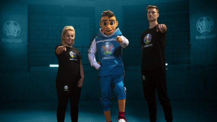 УЕФА показал официальный талисман Евро-2020