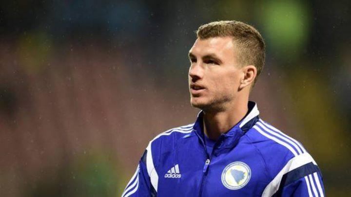 Джеко провел 100 матчей за сборную Боснии и Герцоговины