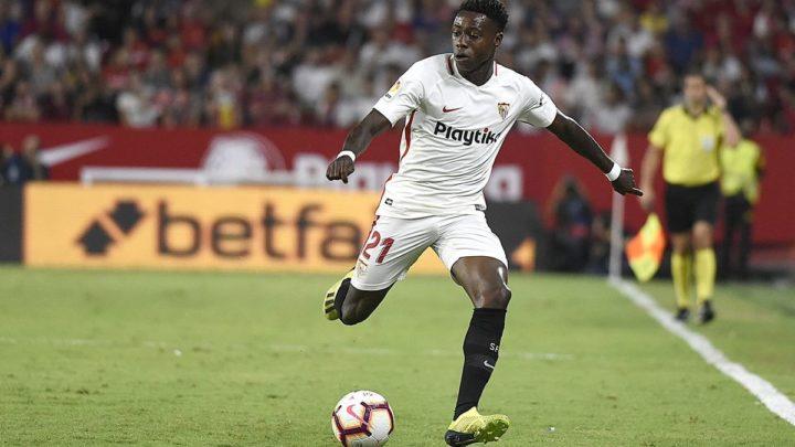 «Барселона» интересуется Промесом