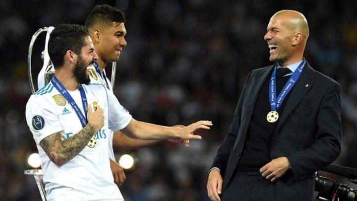 Зидан согласился вернуться в «Реал» летом