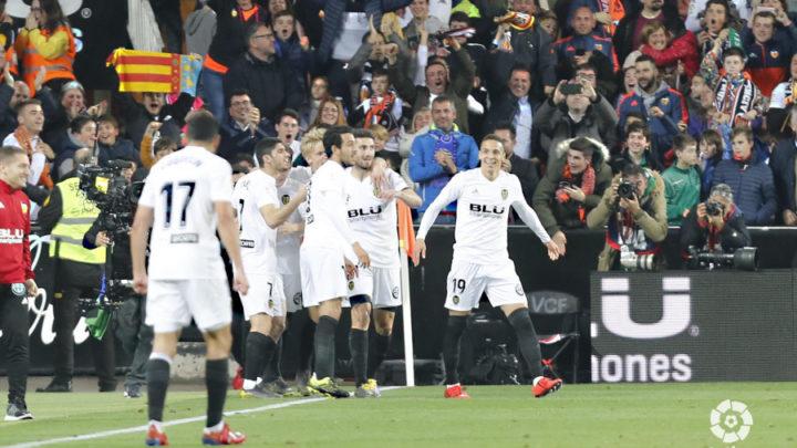 «Валенсия» вышла в финал Кубка Испании