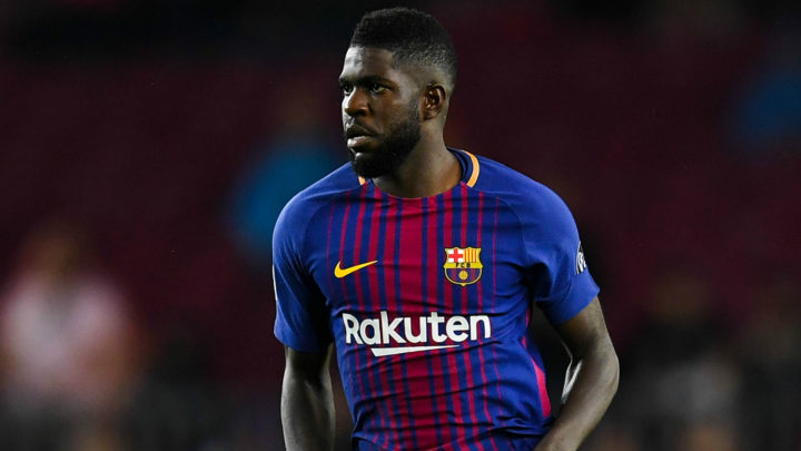 «Арсенал» хочет купить Умтити у «Барселоны»