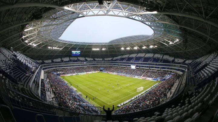 Финал Кубка России по футболу пройдет в Самаре