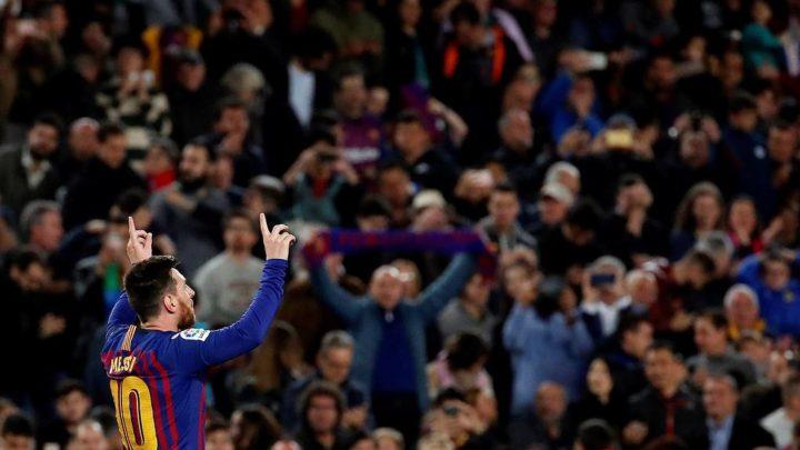 «Барселона» стала чемпионом Испании