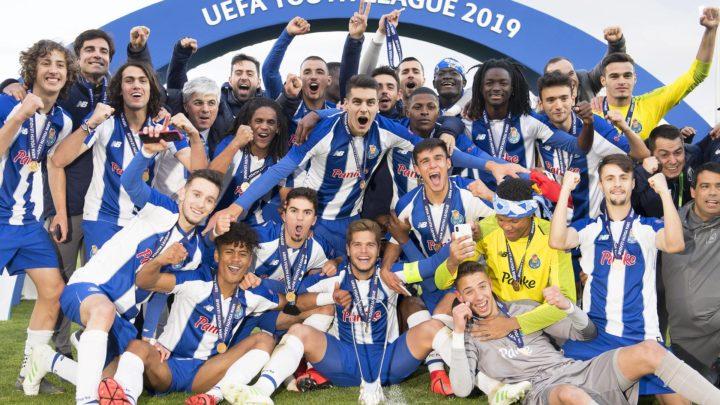 «Порту» победитель Юношеской лиги чемпионов
