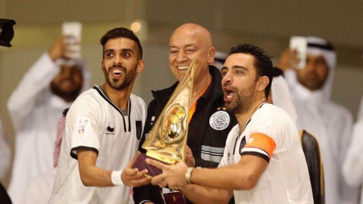 Хави стал чемпионом Катара