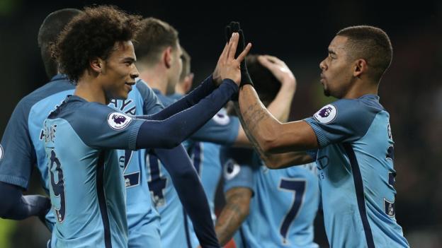 Зане и Жезус хотят покинуть «Манчестер Сити»
