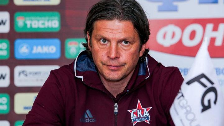 «СКА-Хабаровск» объявил имя нового главного тренера