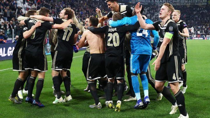 «Аякс» сыграет в полуфинале Лиги чемпионов впервые за 22 года