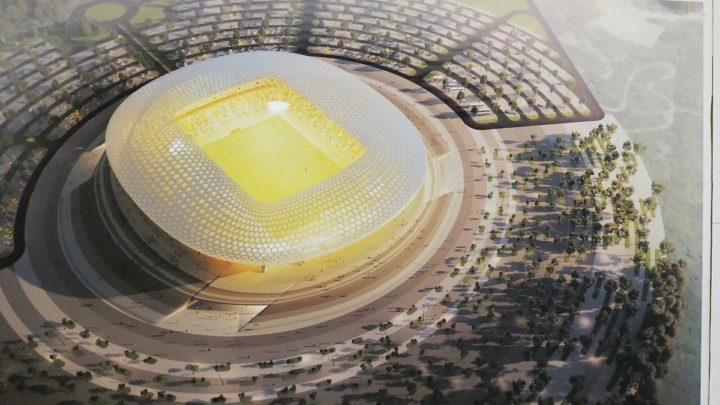 Новый стадион «Уфы»