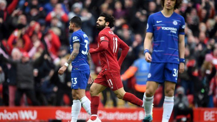 «Ливерпуль» обыграл «Челси»