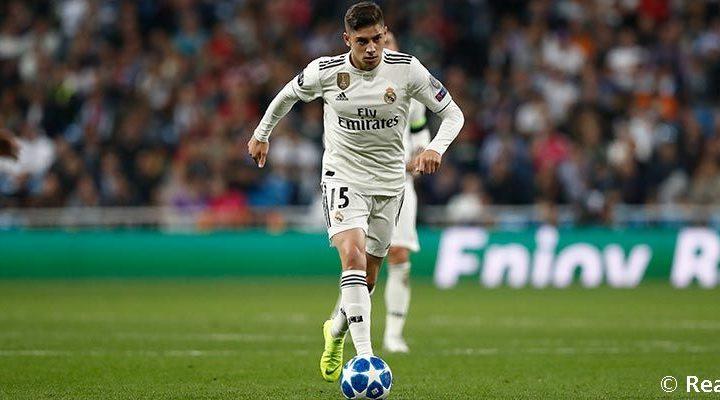 «Наполи» нацелился на игрока «Реала» Вальверде