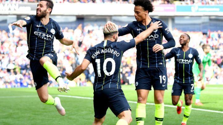 «Манчестер Сити» обыграл «Бёрнли»