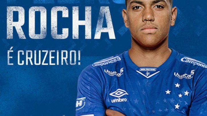 Педро Роша перешёл в «Крузейро»
