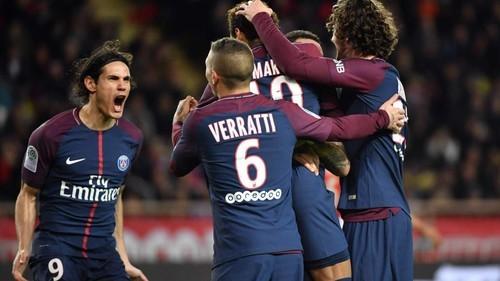 «ПСЖ» стал чемпионом Франции