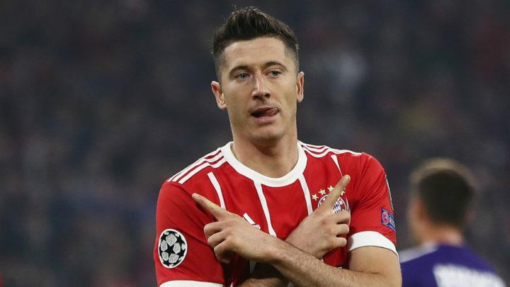 «Челси» заинтересован в трансфере Левандовски