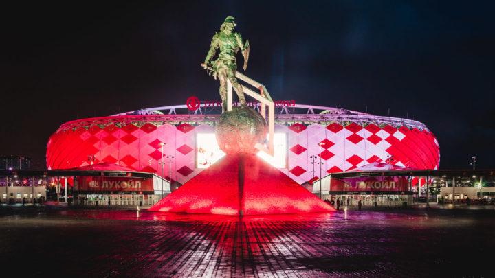 «Открытие Арена» — лучший стадион России 2018 года