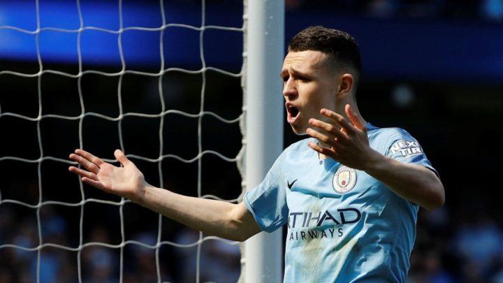 «Манчестер Сити» обыграл «Тоттенхэм»