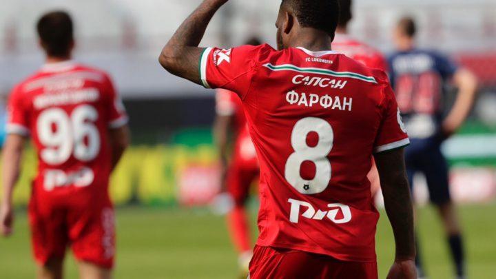 «Локомотив» одержал победу над «Енисеем»