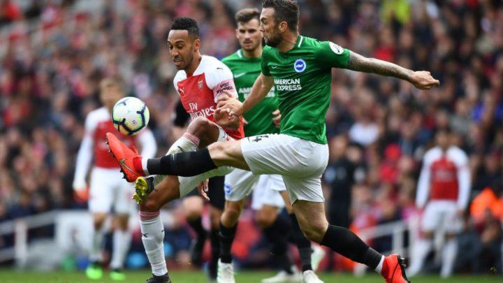 «Арсенал» и «Брайтон» сыграли вничью
