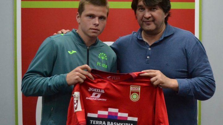 Воспитанник Зенита, Данил Круговой, может вернуться в Зенит