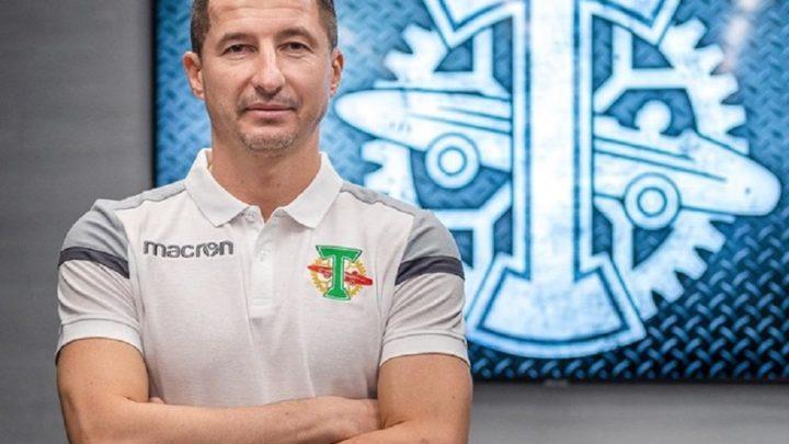 Алдонин вошел в тренерский штаб «Торпедо»